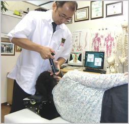 第一頚椎アジャストメント